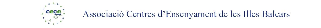 CECEIB – asociación provincial de centros de enseñanza de Baleares Logo