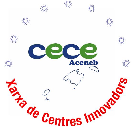Logo CECE innovadors Catala